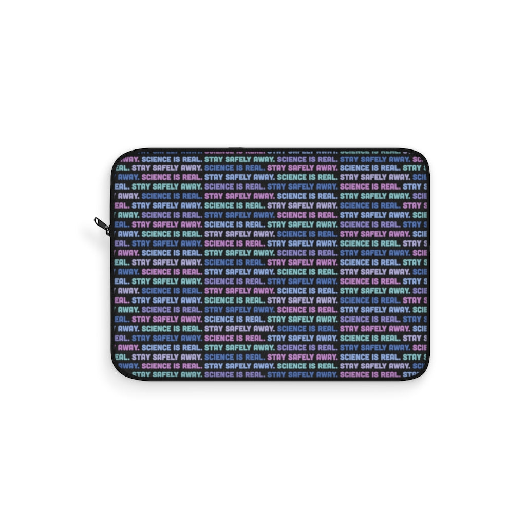 Simple Science Laptop Sleeve