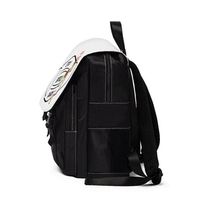 Backpack with Laptop Sleeve- Ice Cream