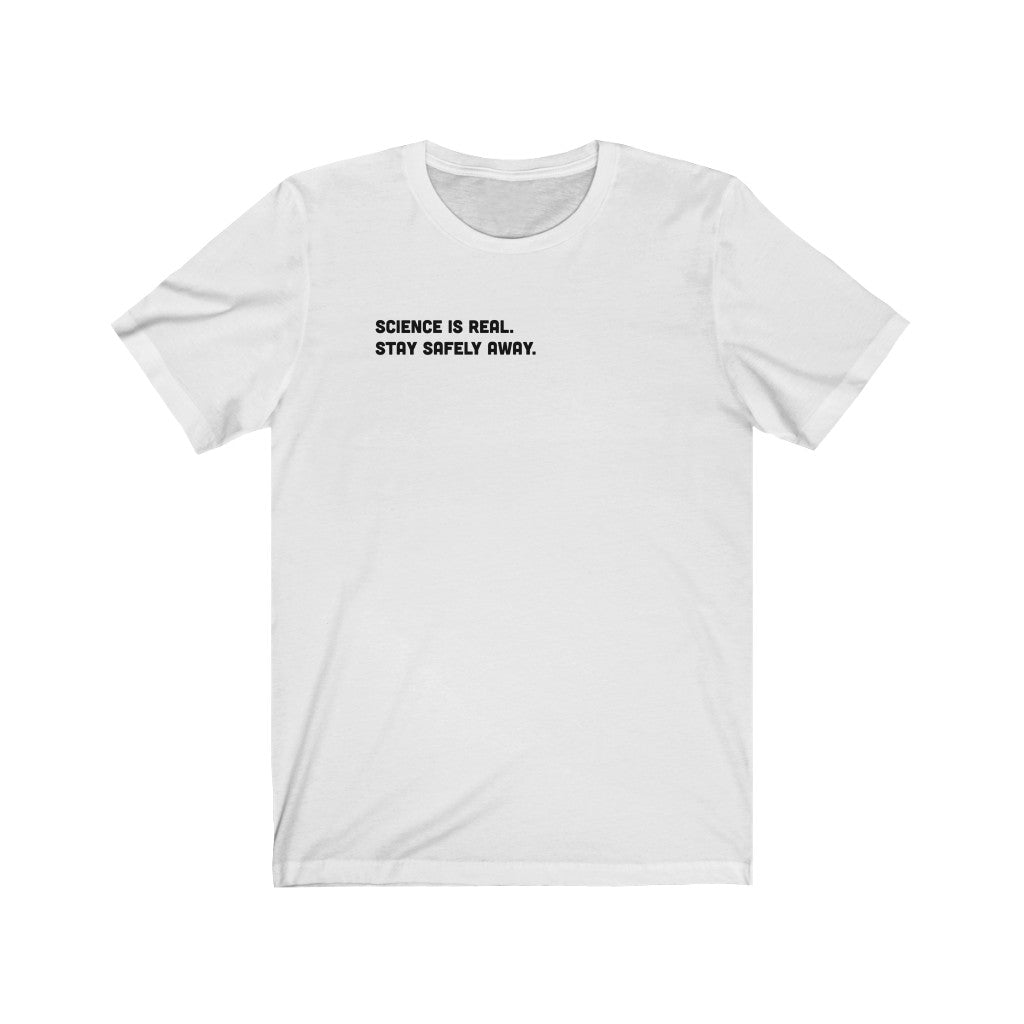 Simple Science- Unisex Jersey Tee