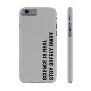 Simple Science- Case Mate Slim Phone Case