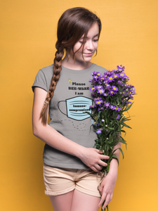 Bee-ware Youth Short Sleeve T-Shirt