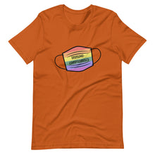 Load image into Gallery viewer, Love is Love, Safe is Safe: Gender Neural Short-Sleeve T-Shirt