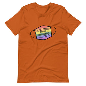 Love is Love, Safe is Safe: Gender Neural Short-Sleeve T-Shirt