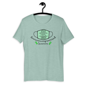 Green Ribbon Survivor Tee