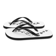 Load image into Gallery viewer, Bright White Flip-Flops