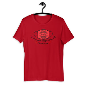 Red Ribbon Survivor Tee