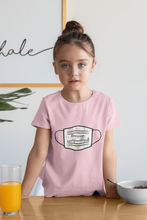 Load image into Gallery viewer, Girl's Toddler Immunocompromised Ice Cream Short Sleeve Tee