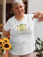 Load image into Gallery viewer, Yellow Ribbon Survivor Tee