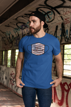 Load image into Gallery viewer, Men's Patriotic Graphic T-Shirt