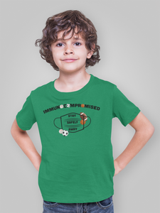 Youth Sports Short Sleeve T-Shirt
