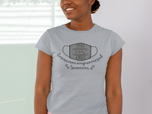 Load image into Gallery viewer, Grey Ribbon Survivor Tee