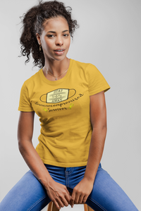 Yellow Ribbon Survivor Tee