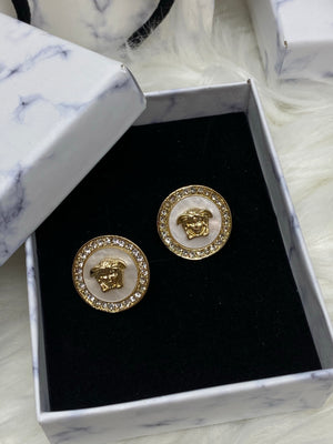 Versace Stud Earrings