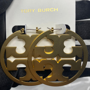 Tory Burch Hoop Earrings
