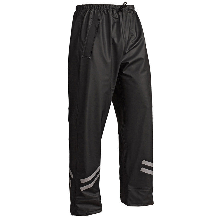 Blaklader 1301 Rain Trousers Black By Specific Workwear