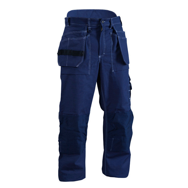 Blaklader 1515 Winter Trousers Navy Blue By Specific Workwear