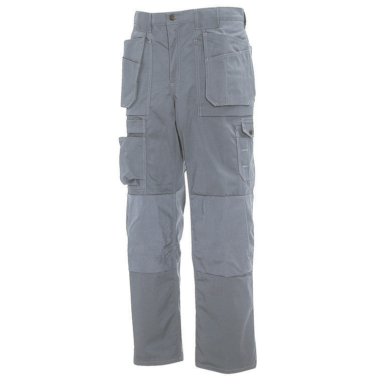 Blaklader 1532 1860 Craftsman Floor Layers Trousers Grey By Specific Workwear