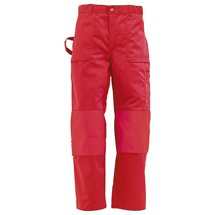Blaklader 1570 1860 Craftsman Trousers Red