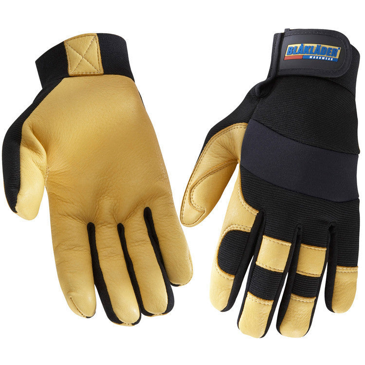Blaklader 2239 Deerskin Lined Gloves