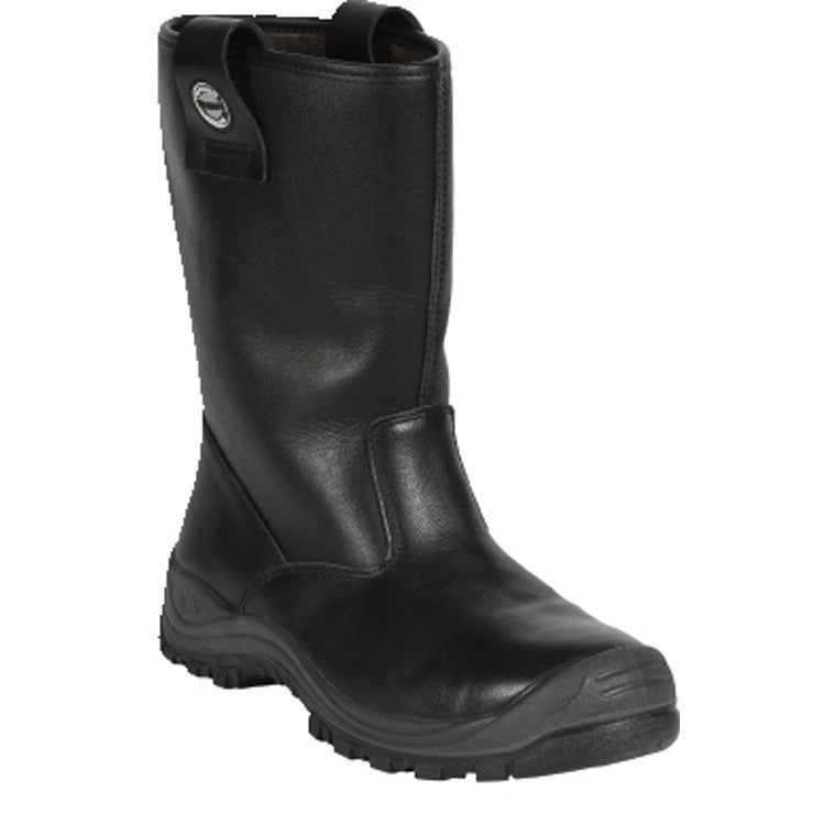 Blaklader 2303 Wide Fit Rigger Boot Black