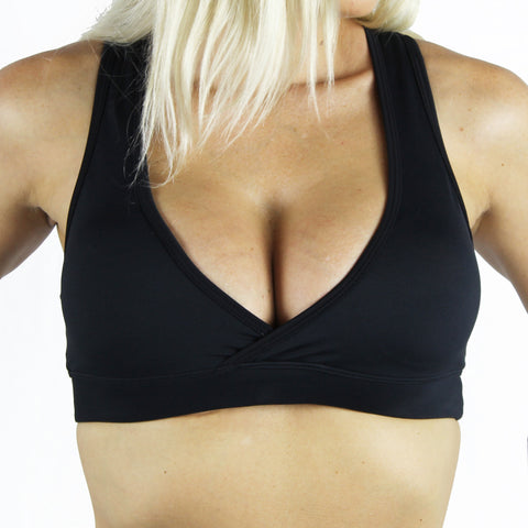 Miss Monstr LC Bra (Black)