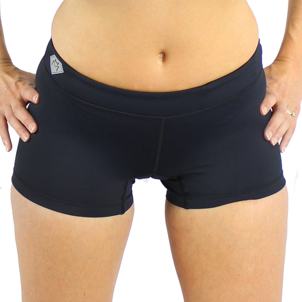 Miss Monstr Shorts (Black)