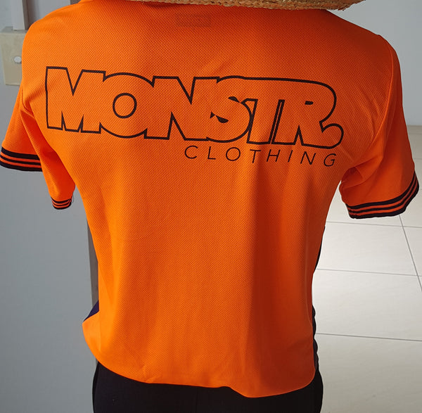 Monstr HiVis Orange