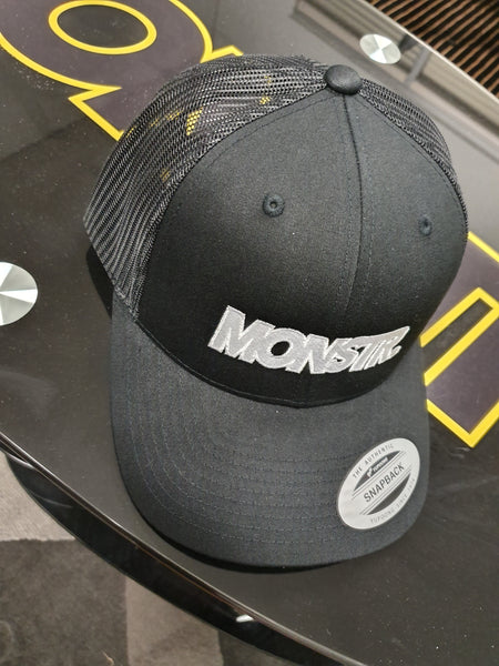 Snapback Trucker Cap - Big Monstr