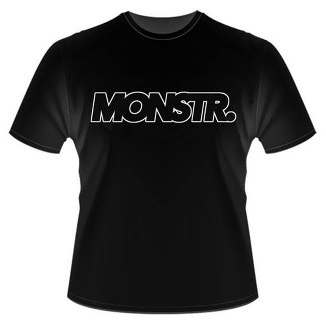 Kids Monstr Muscle (Black)