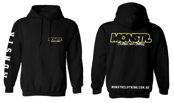Monstr Customs and Clothing hoody V2