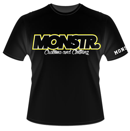 Team Monstr Aint Weak Tee