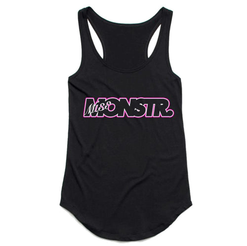 Miss Monstr Relax singlet