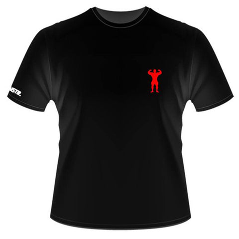 Muscle Club (Black/Red)