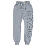 Monstr Outline Track Pants (Grey)