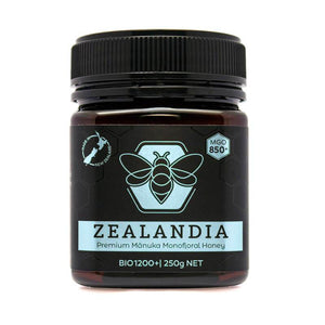 The best honey from New Zealand crafted by Zealandia Honey