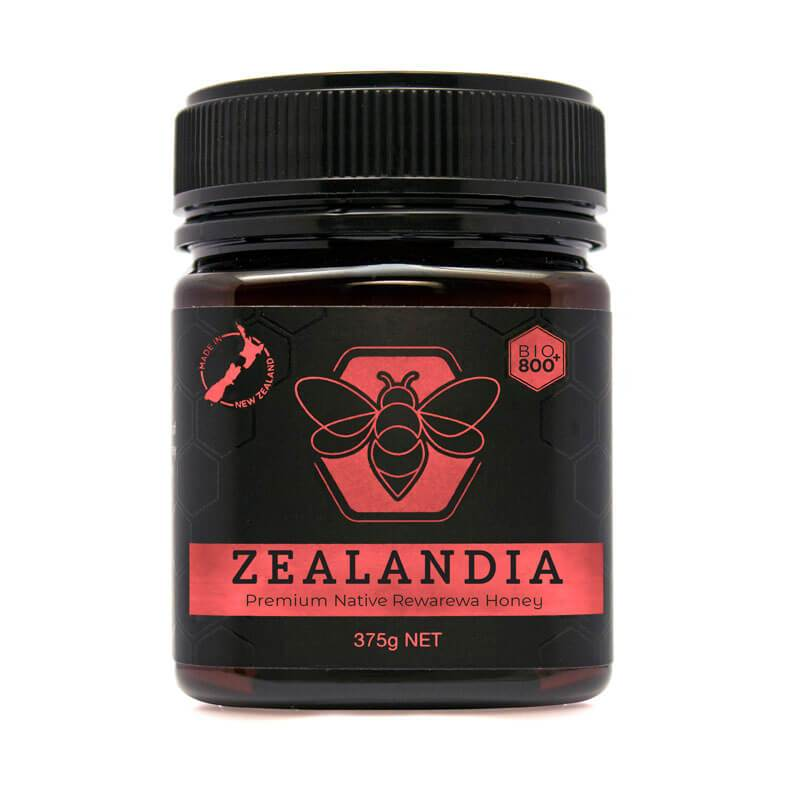 Online shopping for honey, this is a native rewarewa from New Zealand