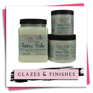 Glazes & Finishes