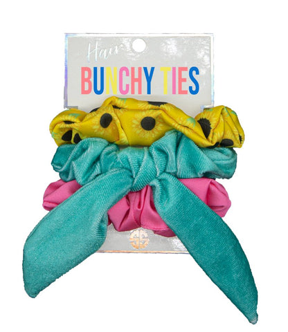 Bunchy Ties - Sunflowers