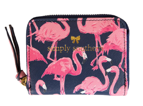 Coin Wallet - Flamingo