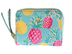 Coin Wallet - Pineapple