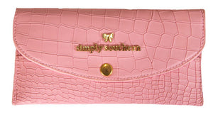 Large Card Holder - Pink