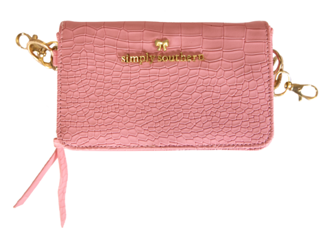 Phone Crossbody Purse - Pink