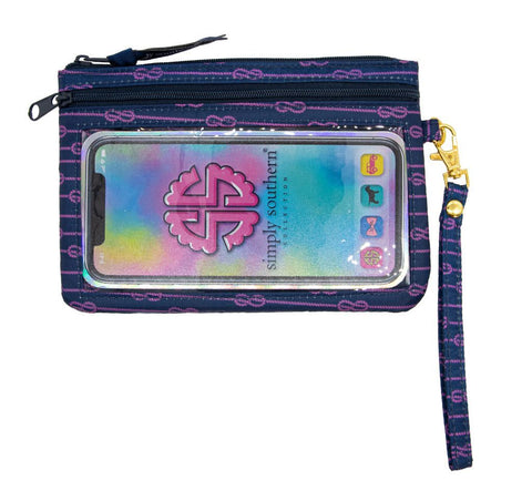 Phone Wristlet - Knotted Rope