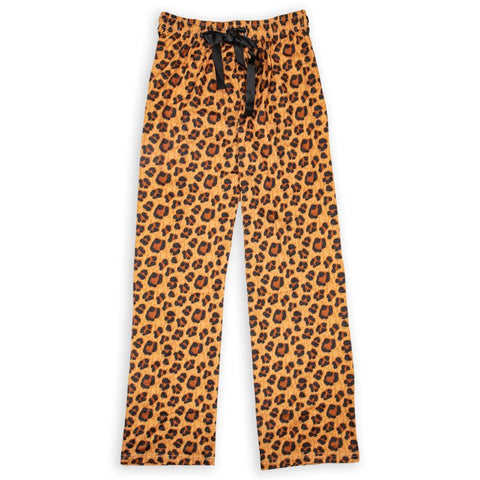 Lounge Pants - Leopard