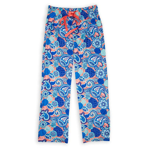 Lounge Pants - Paisley
