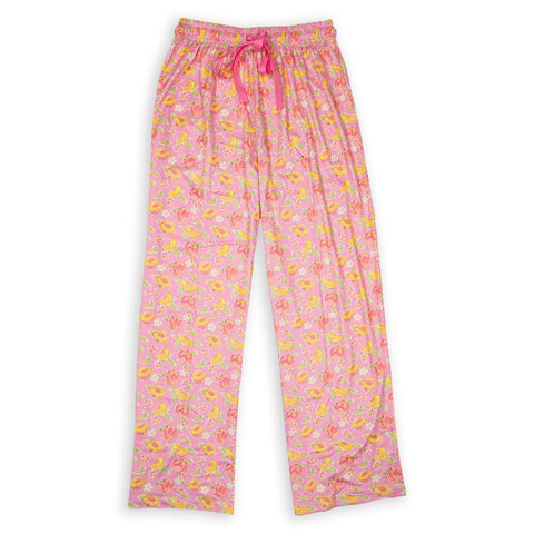 Lounge Pants - Peachy