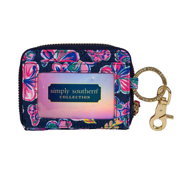 Quilted Key ID - Butterfly