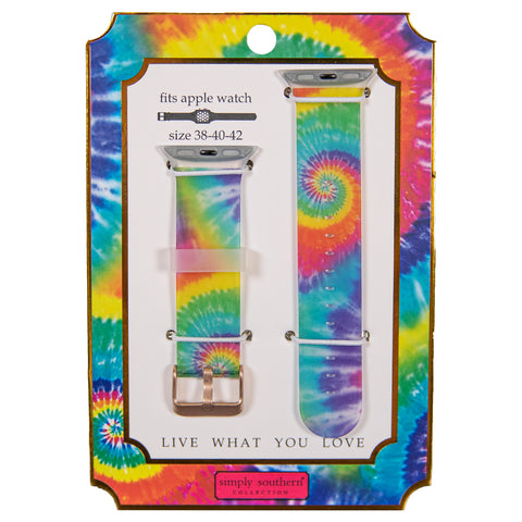 Apple Watch Band - Tie Dye