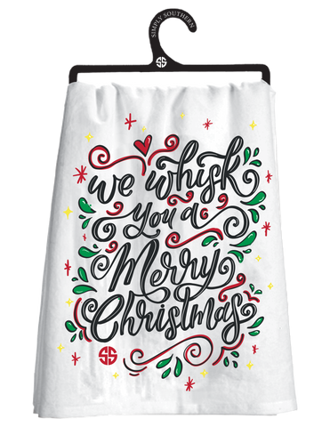 Simply Southern Dish Towel - Merry