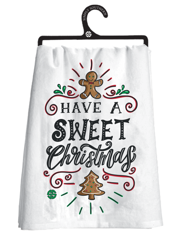 Simply Southern Dish Towel - Sweet